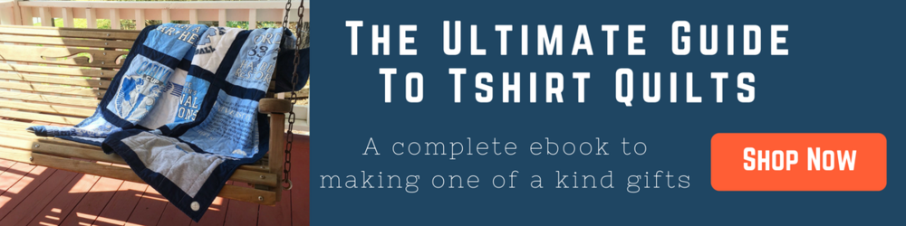 The Ultimate Guide to Tshirt Quilts Ebook by HollyAnne Knight of String & Story