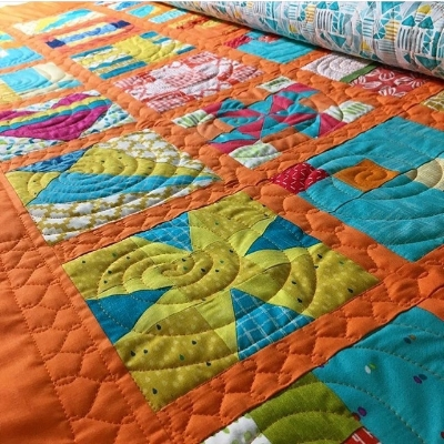 How to Quilt Skinny Borders and Sashings with HollyAnne Knight of String & Story
