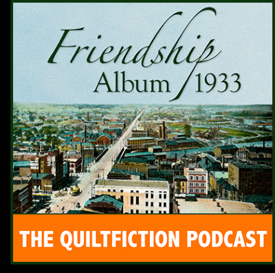 The QuiltFiction Podcast with Frances O'Roark Dowell