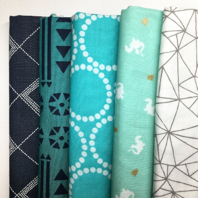 Choosing Fabrics for Your Quilts: All About Contrast with HollyAnne Knight of String & Story