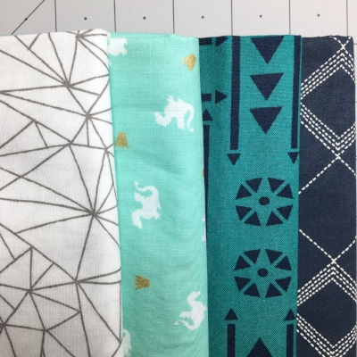 How to Choose Fabrics for Four Color Quilts with HollyAnne Knight of String & Story