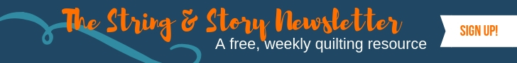 The String & Story Newsletter by HollyAnne Knight