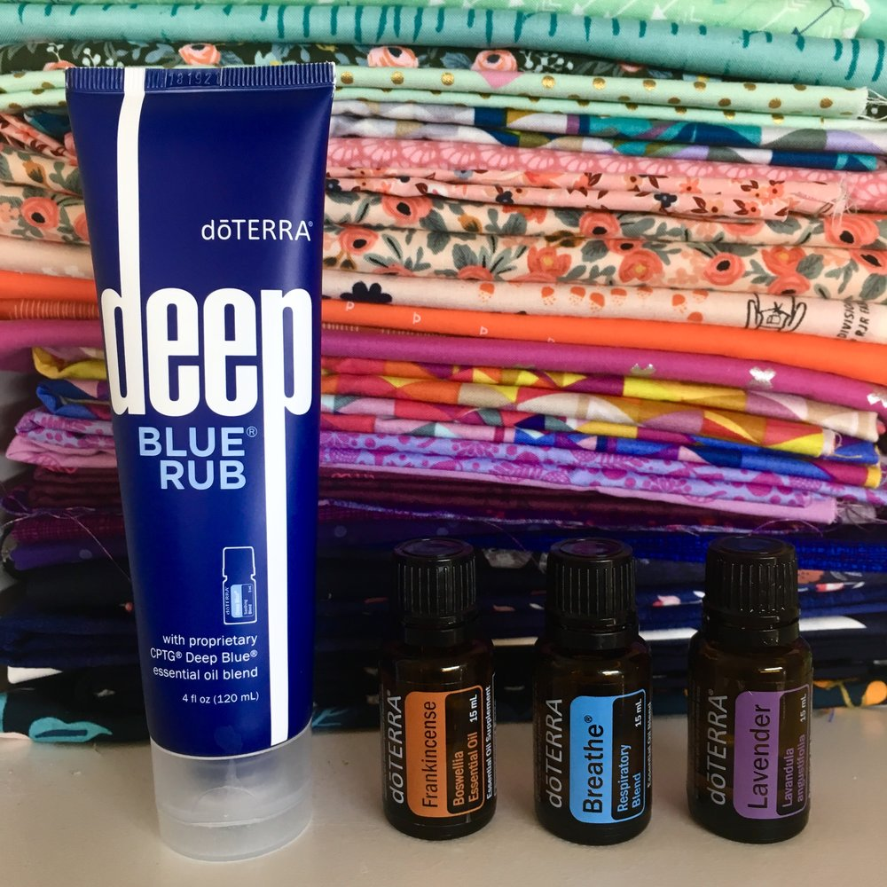 doTERRA Essential Oils for Yoga - String & Story