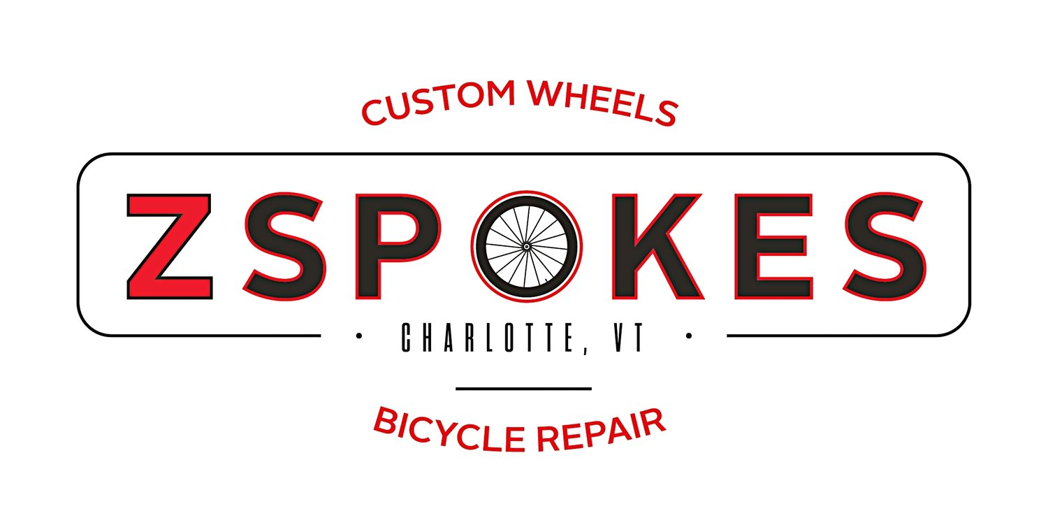 Zspokes Charlotte, Vermont bicycle repair shop, rental bikes and refurbished used bikes for sale