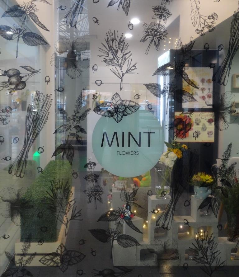 Mint Flowers Nelson