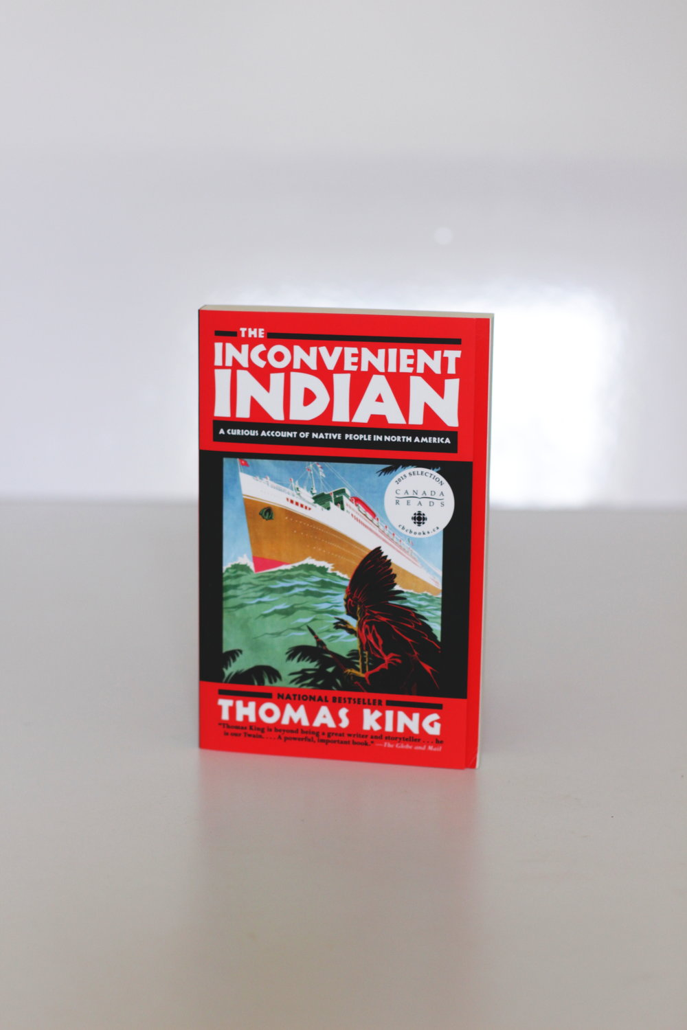 The Inconvenient Indian – Thomas King