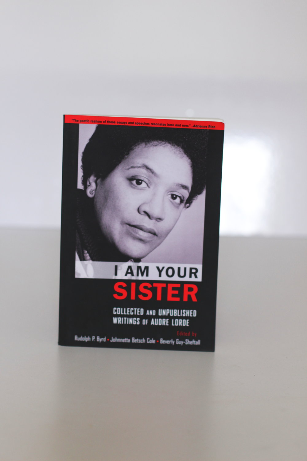 I Am Your Sister – Audre Lorde