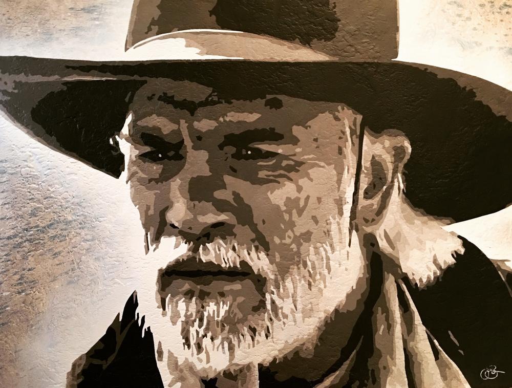 Woodrow F. Call, Texas Ranger
