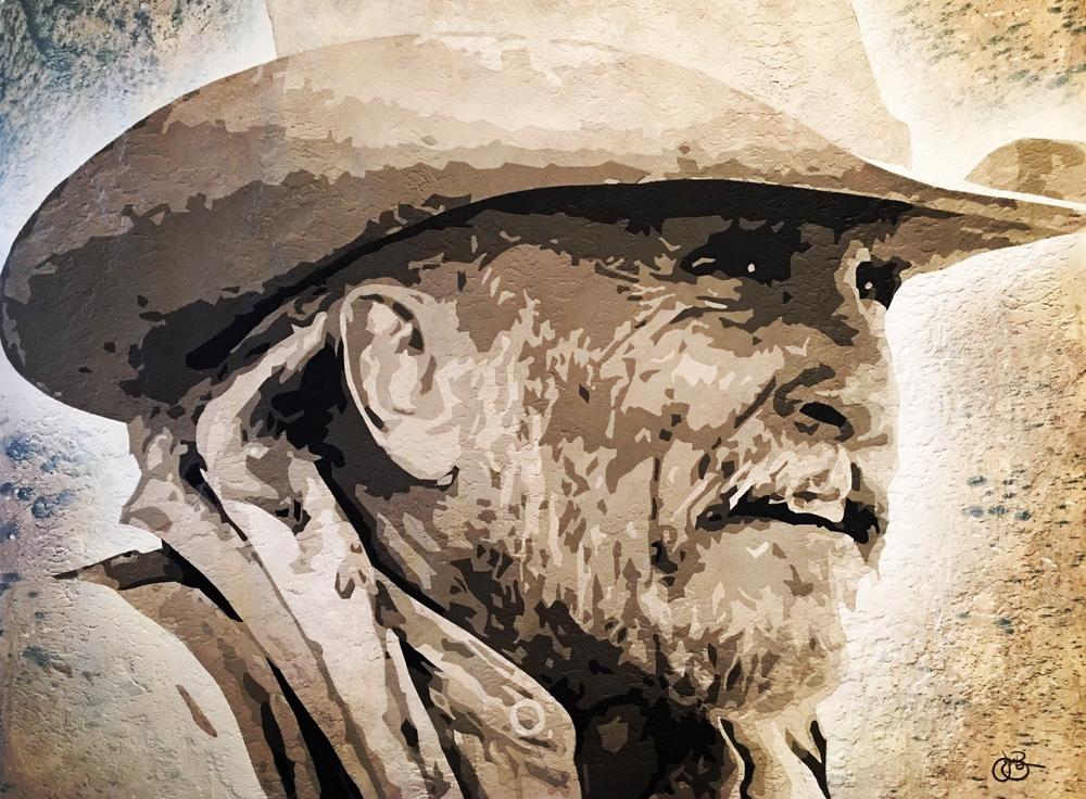 Gus McCrae, Texas Ranger