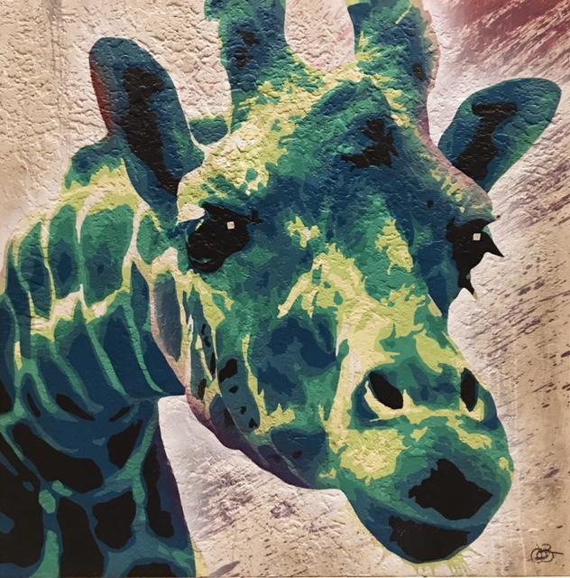 Not Just Any Giraffe