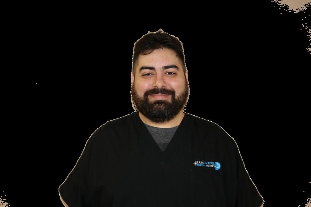 Fernando Herrera,Jr - C. Ped/Manager