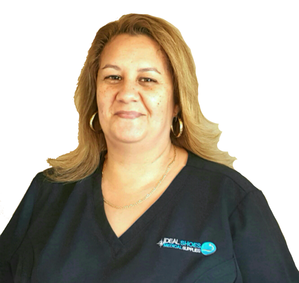 Linda Mendoza - Branch Manager /Shoe Fitter