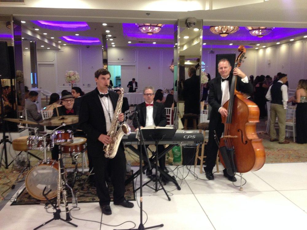 Quartet at The Brand Ballroom in Glendale