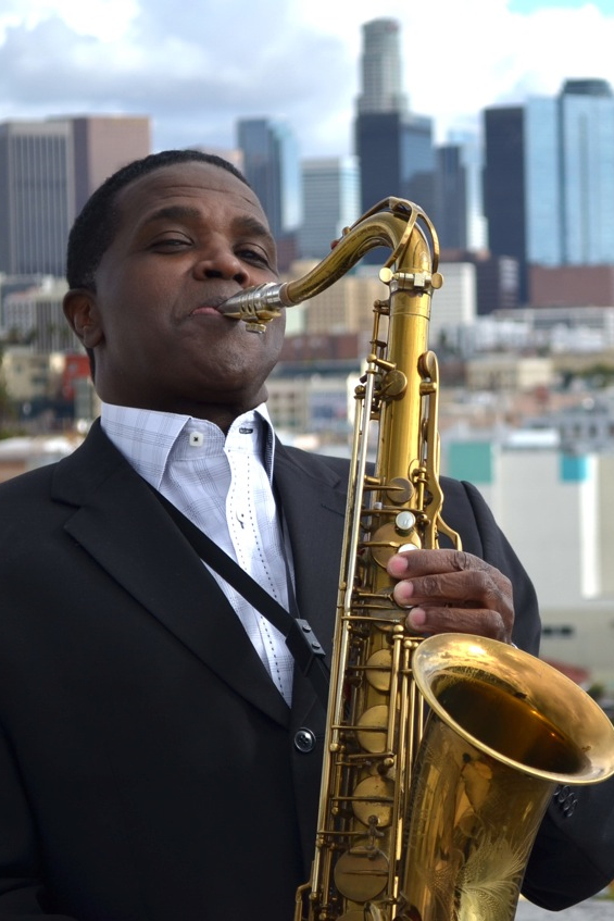 Ricky Woodard - Sax, Sax and Sax
