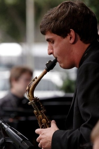 Michael Mull, PhD - Saxophones, flute, clarinet and all woodwinds