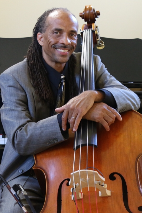 Harvey Estrada - Upright bass and electric bass