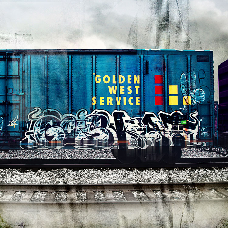 Golden West Car