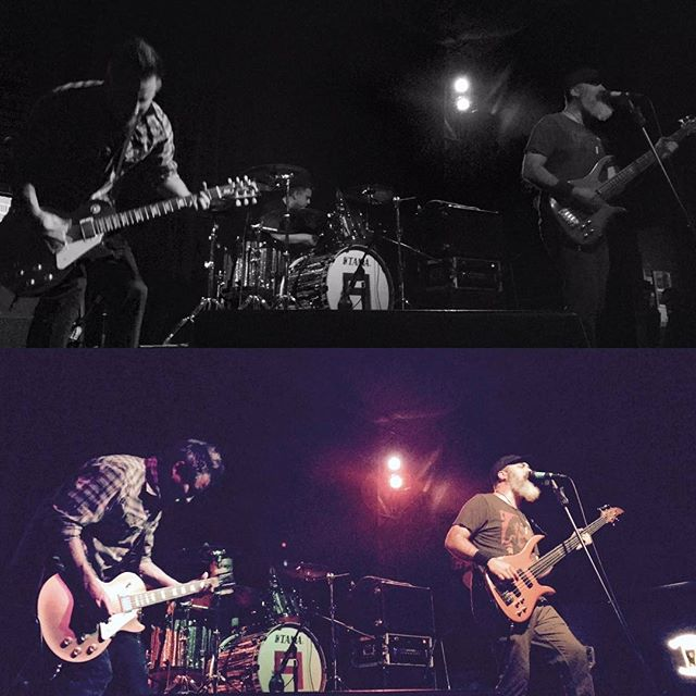 A couple shots from Saturday's show at Malones. Thanks @gbthegigboss for having us. #orangecounty #rockband
