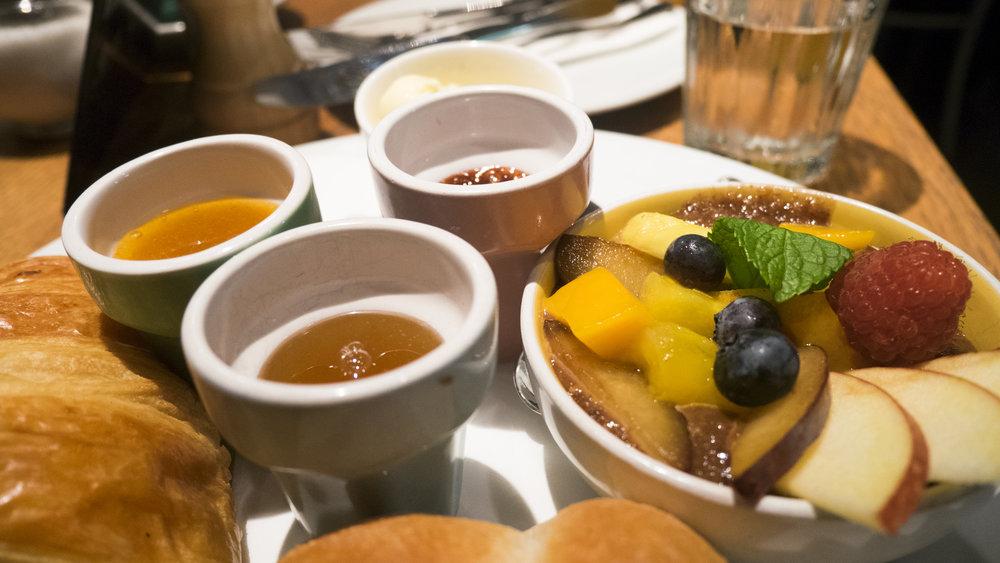 Süßes Frühstück im Ulrich