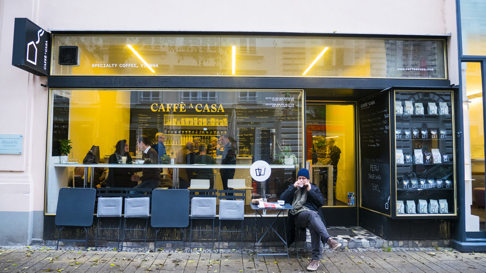 Lokalfront Caffe a Casa