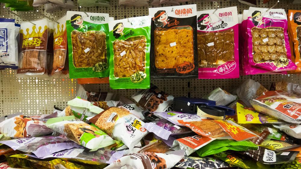 Lili Asia Supermarkt