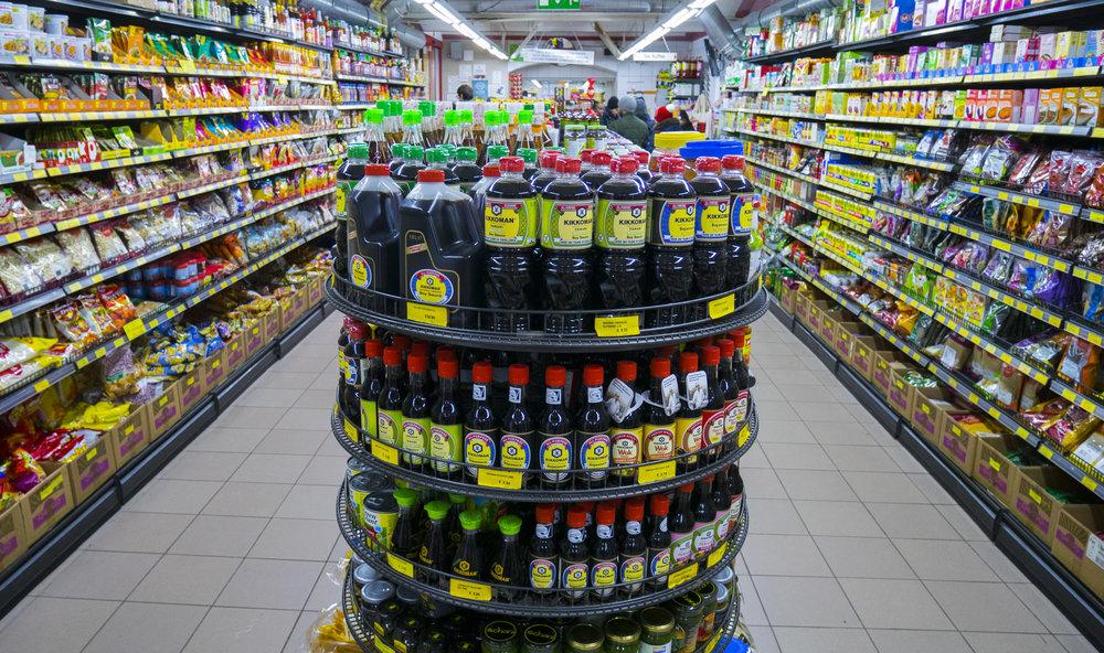 Prosi Exotic Supermarkt Wien