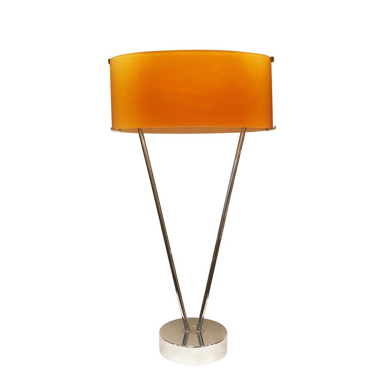 """Vittoria"" Table Lamp by Toso, Massari & Associates for Leucos  Italy, 1990s"