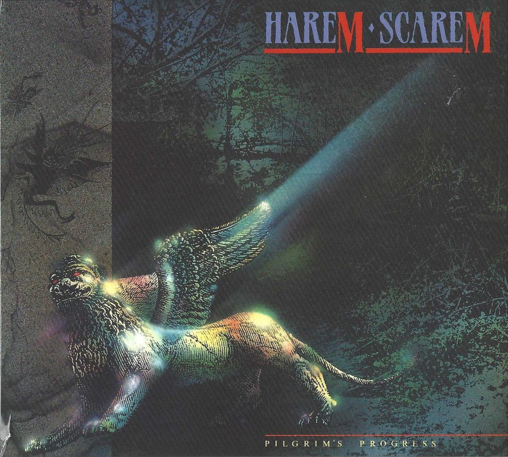 Harem Scarem back catalogue available on SPOTIFY and iTUNES -