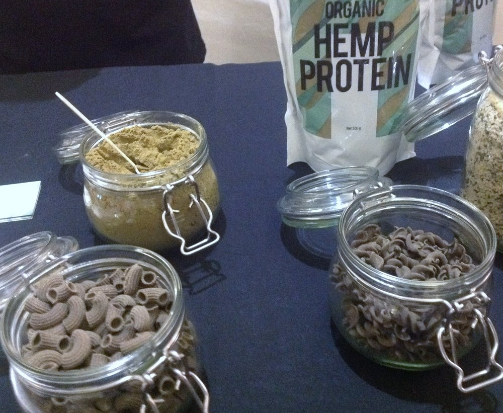 Hemp Pasta! Packed With Protein! What!?!