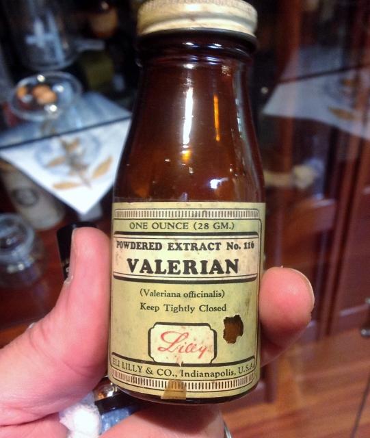 Valerian extract