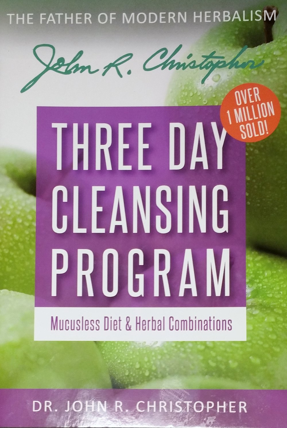3 Day Cleanse Book - $4.99