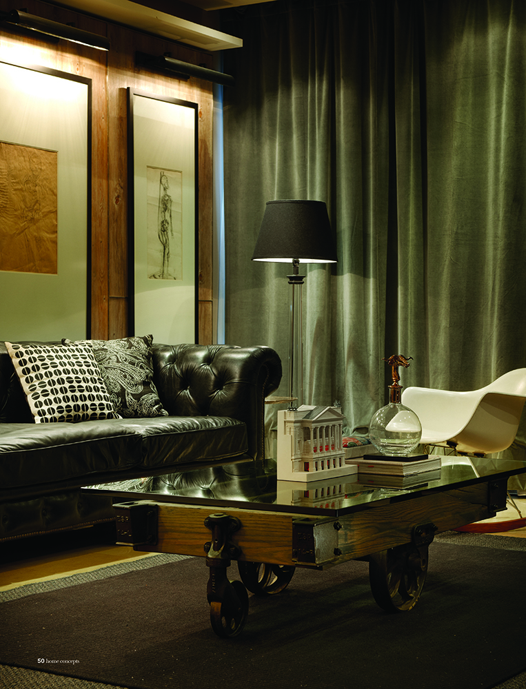 OMAR KHAN RUGS FEATURED IN HOME CONCEPTS