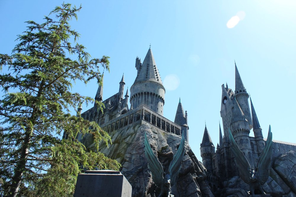 the wizarding world of harry potter @ universal studios - hollywood, ca