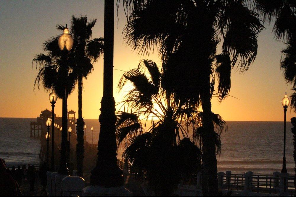 oceanside pier, oceanside, ca