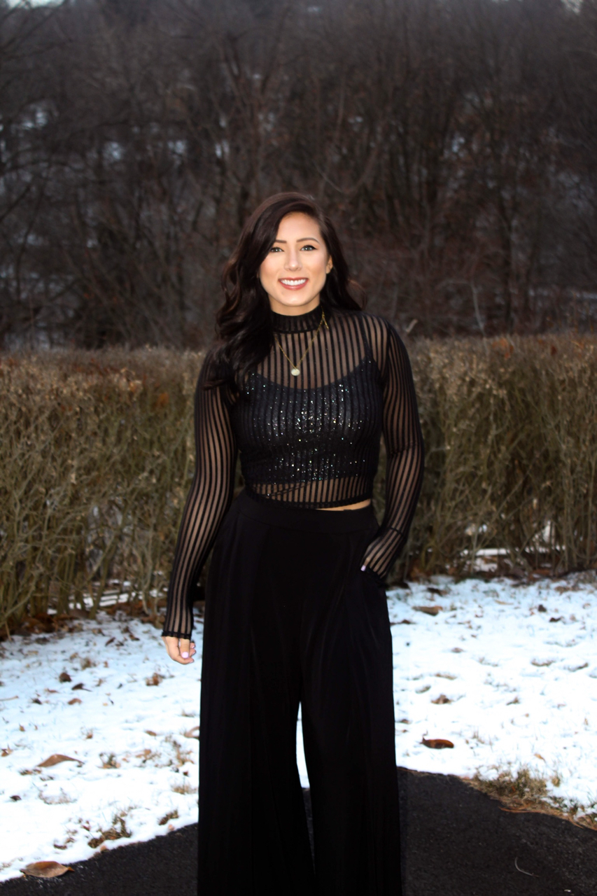 My favorite outfit pieces for NYE 2017 - SamDiegoLiving.com