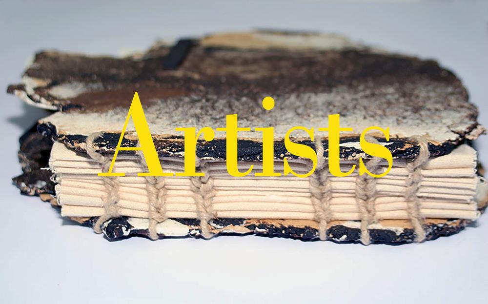 Artist books and portfolios