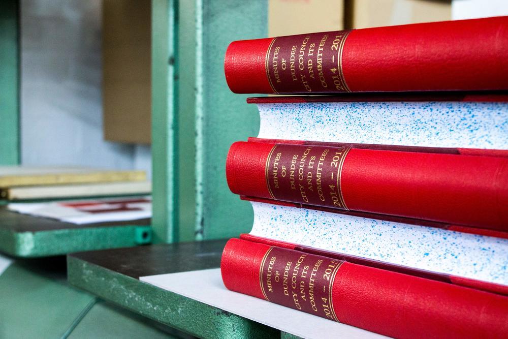 Periodical binding
