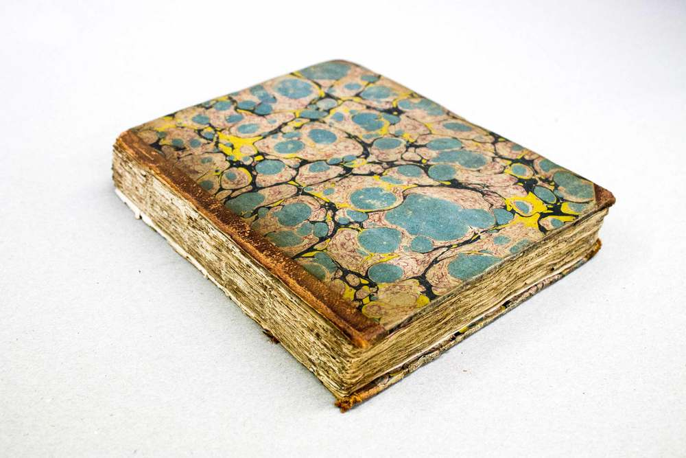 Book conservation and repair