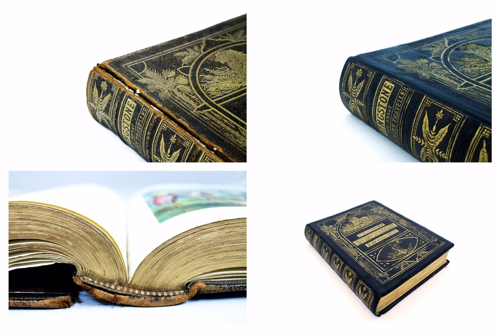 Book conservation