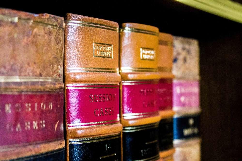 Leather book restoration