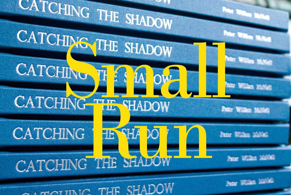 Small run books