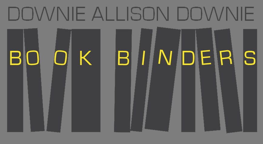 Downie Allison Downie Bookbinders