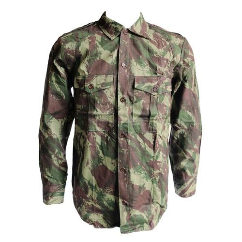 Portuguese Army Lizard Shirt