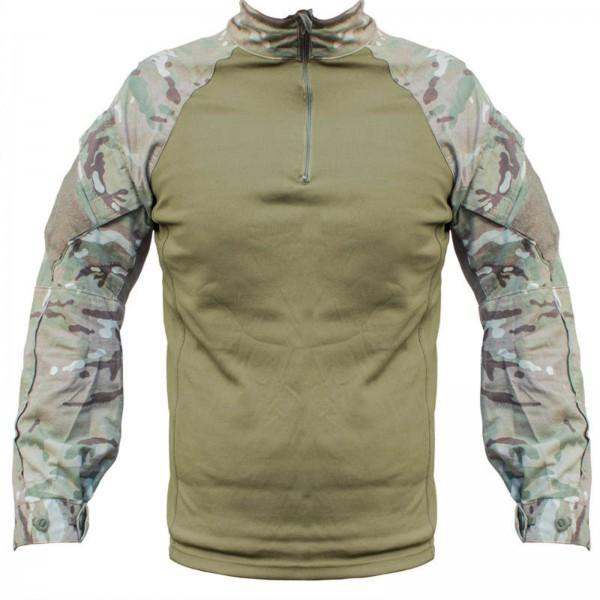 British Army MTP UBAC OD Combat Shirt