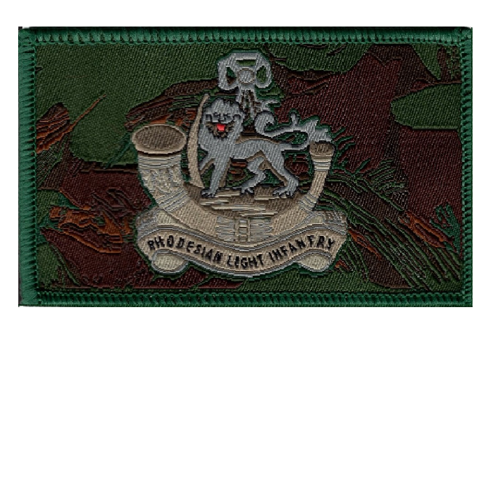Rhodesian Light Infantry Patch