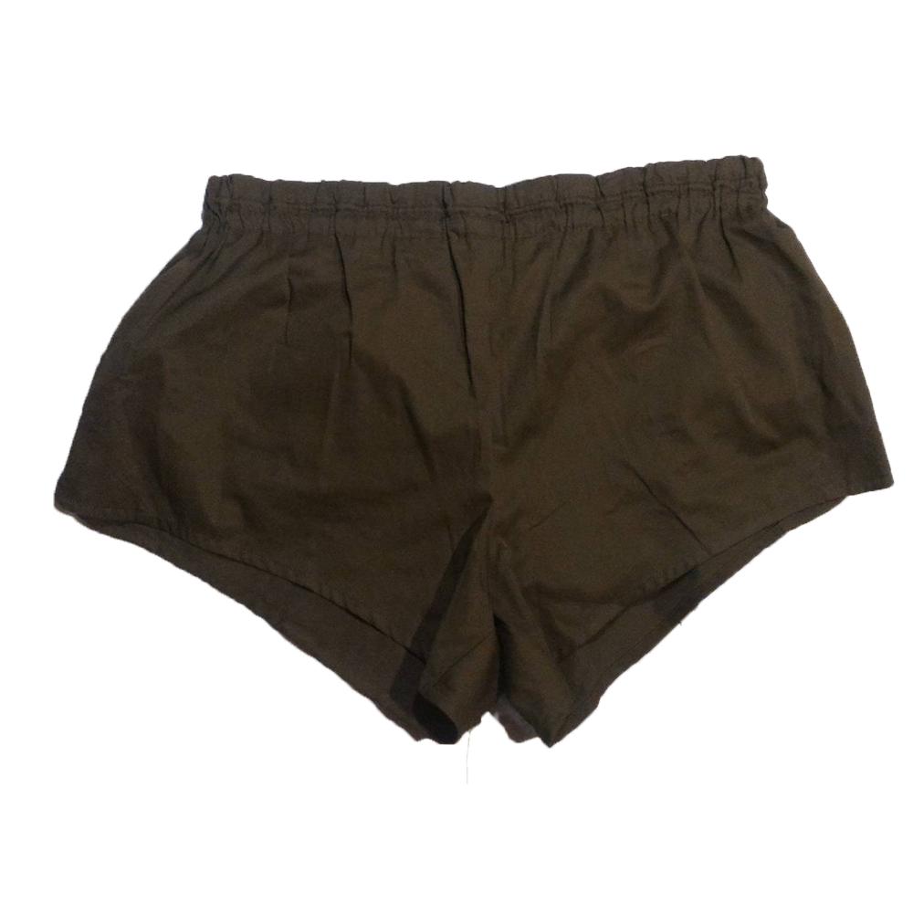 Austrian Army OD Short-Shorts
