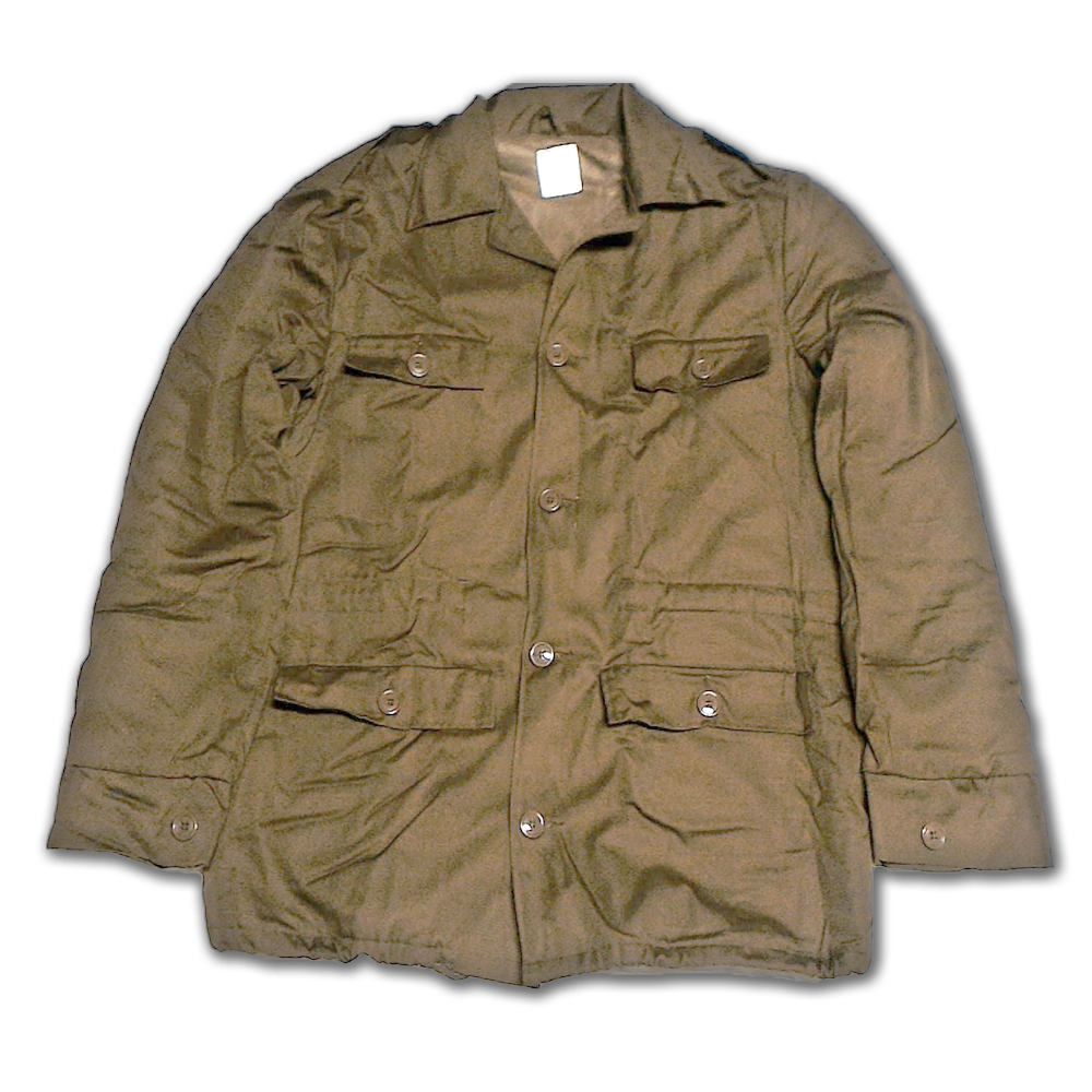 South African Defence Force Bush Jacket