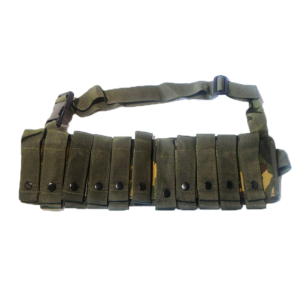 British Army DPM 40mm Grenade Bandolier