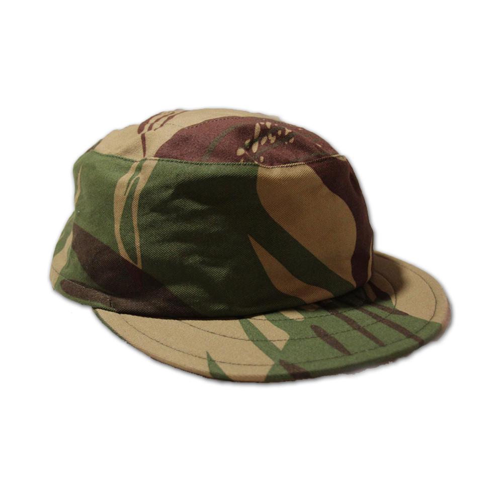 Rhodesian Brushstroke Kepi Hat