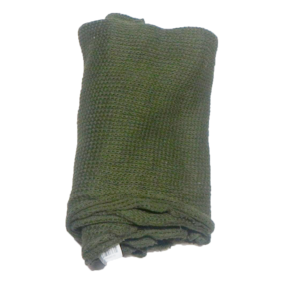 Canadian Army OD Winter Scarf